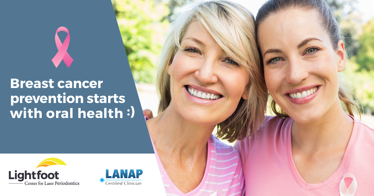 Gum disease and breast cancer Hingham, MA