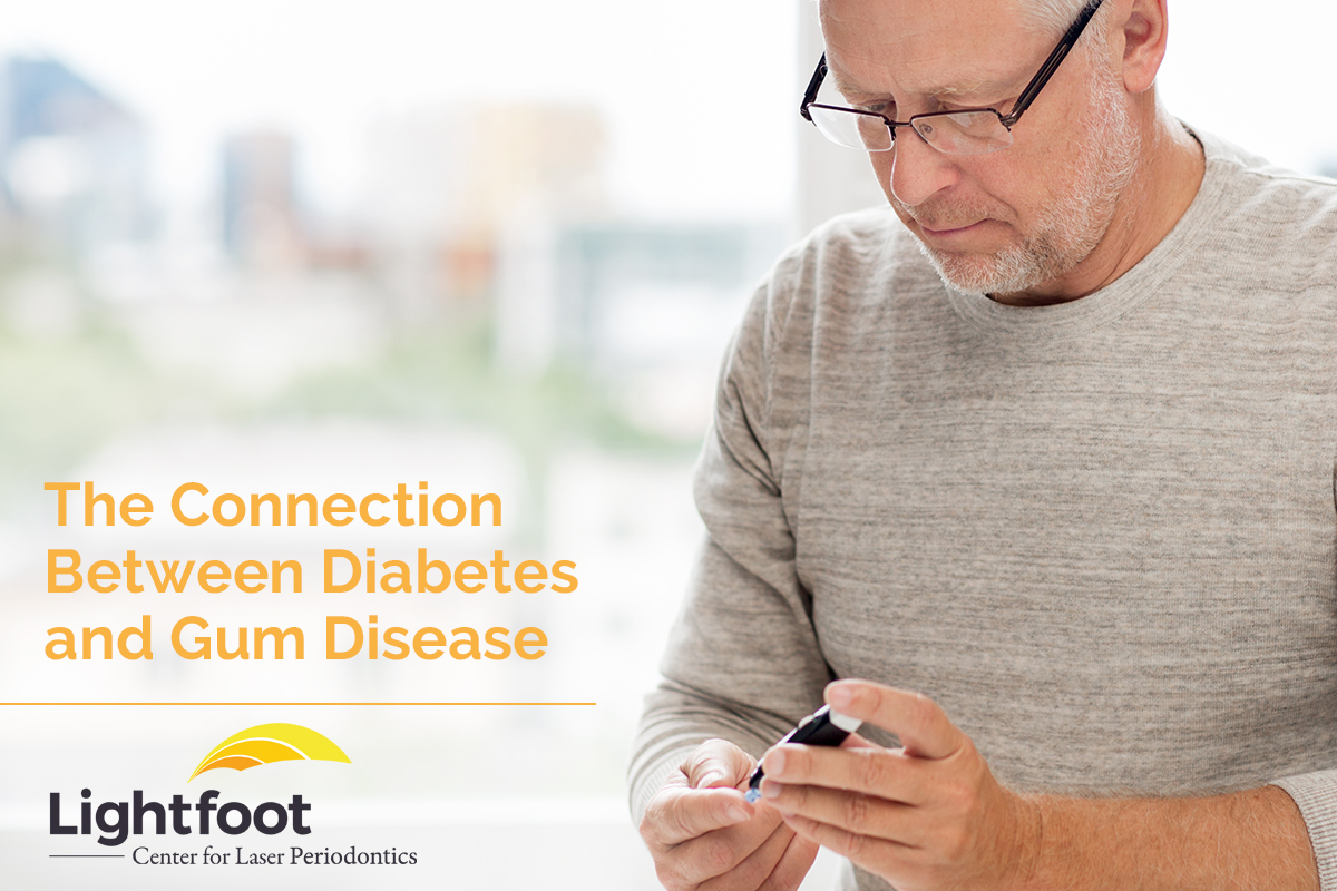 Diabetes and Gum Disease Hingham
