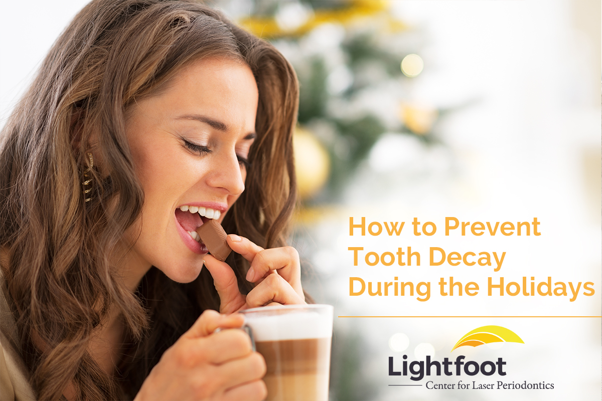 prevent tooth decay during the holiday hingham, ma